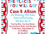 Dr Seuss Baby Shower Invitation Template 8 Best Of Free Printable Dr Seuss Baby Shower Dr