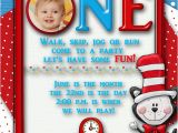 Dr Seuss First Birthday Invitations 301 Moved Permanently