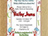 Dr Suess Baby Shower Invitation Dr Seuss Baby Shower Invitation On Storenvy