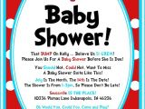 Dr Suess Baby Shower Invitation Dr Seuss Baby Shower Invitations Printable Free