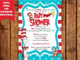 Dr Suess Baby Shower Invitation the Best themes for A Twin Baby Shower Baby Ideas