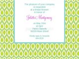 Drop In Bridal Shower Invitation Wording Claire S Drops Bridal Shower Invitations