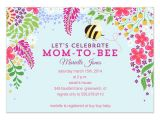 E Cards Baby Shower Invitations Mom to Bee Baby Shower Invitations Cards On Pingg Com