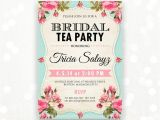 E Cards Bridal Shower Invitations How to Select the Tea Party Bridal Shower Invitations