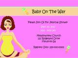 E Invite for Baby Shower Baby Shower E Invites
