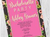 E Invites Bachelorette Party Bachelorette Party Invitation