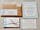 Easy Wedding Invitation Ideas Homemade Rustic Wedding Invitations the Easy Ways
