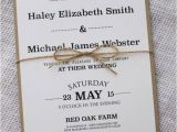 Easy Wedding Invitation Ideas Simple Wedding Invitations Best Photos Cute Wedding Ideas