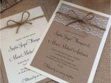 Ebay Wedding Invitations 1 Vintage Shabby Chic 39 sophie 39 Wedding Invitation with