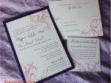Ebay Wedding Invitations Purple Wedding Invites Ebay Picture Ideas References