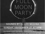Eclipse Party Invitations Lunar Eclipse Viewing Party at 1 Hotel & Homes south Beach