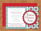 Editable Holiday Party Invitation Christmas Party Invitation Editable Template Microsoft