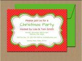 Editable Holiday Party Invitation Editable Christmas Invitation Holiday Invitation