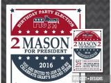 Election Party Invitations Election Birthday Invitation Election Party Election Party
