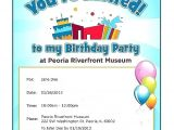 Electronic 1st Birthday Invitations Electronic Birthday Invitations Excellent Electronic