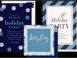 Electronic Christmas Party Invitations Email Online Holiday Party Invitations that Wow