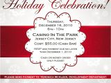 Electronic Christmas Party Invitations Funky Electronic Christmas Party Invitations Motif