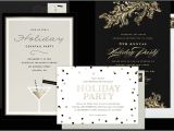 Electronic Holiday Party Invitations Email Online Business Holiday Party Invitations that Wow