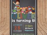 Electronic Party Invitations Uk Personalised Paw Patrol Birthday Party Invites Invitations