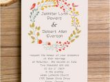 Elegant Affordable Wedding Invitations Elegant Wedding Invitations Bohemian Floral Affordable