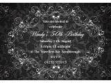 Elegant Birthday Invitation Templates Free 10 Elegant Birthday Invitations Ideas Wording Samples