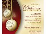 Elegant Christmas Dinner Party Invitations top 50 Christmas Dinner Party Invitations