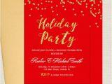 Elegant Christmas Party Invitations Free Christmas Cards Holiday Party Invitations Elegant Red