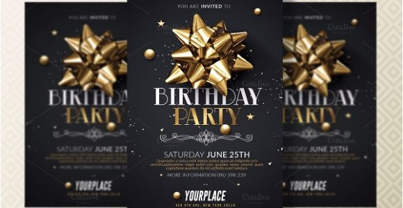 Elegant Party Invitation Template 40 Invitation Templates Free Psd Vector Eps Ai