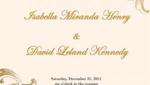 Elegant Wedding Invitation Designs Free Elegant and Beautiful Wedding Invitations for Free