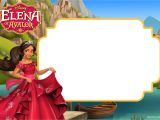 Elena Of Avalor Birthday Party Invitations Free Printable Elena Of Avalor Invitation Template Free