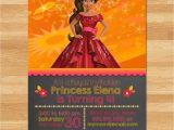 Elena Of Avalor Party Invitations Elena Of Avalor Invitation Chalkboard Elena Invite