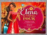 Elena Of Avalor Party Invitations Elena Of Avalor Invitation Disney Princess Elena Invite