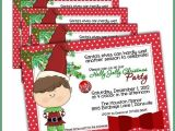 Elf On the Shelf Party Invitations Pin by Leslie Mautz Charles On Lexie 39 S Birthday Pinterest