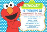 Elmo Birthday Invitation Template Free Printable Elmo Birthday Invitations Free Invitation