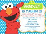 Elmo Birthday Invitation Template Free Printable Elmo Birthday Invitations Free Invitation