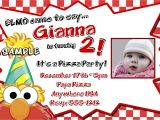 Elmo Birthday Invitations Walmart Custom Invitations Lewis Collection