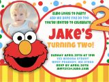Elmo Customized Birthday Invitations Elmo Birthday Invitation by asapinvites On Etsy