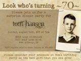 Email Birthday Invitations for Adults Milestone Birthday Invitation for Adults or by Greetings
