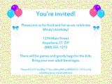 Email Birthday Invitations Party Invitations Very Best Email Party Invitations