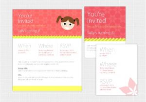 Email Birthday Invitations Templates 20 Email Birthday Invitation Templates Free Sample