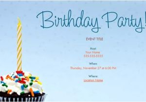 Email Birthday Invitations Templates 25 Email Invitation Templates Psd Vector Eps Ai