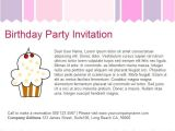 Email Birthday Invitations with Photo Birthday Invitation Email Template 27 Free Psd Eps