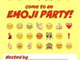 Emoji Birthday Invitations Free Ultimate Emoji Party Idea Guide Snacks Crafts
