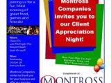 Employee Appreciation Party Invitation 7 Best Images Of Customer Appreciation Flyer Templates