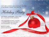 Employee Christmas Party Invitation Examples 23 Business Invitation Templates Free Sample Example