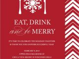 Employee Christmas Party Invitation Examples Company Holiday Party Invitations Cimvitation