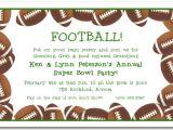 End Of Football Season Party Invitation Wording Football Page Borders Football Border Party Invitations