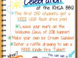 End Of School Year Party Invitation Wording Wording for End Of Party Invitation Just B Cause