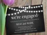 Engagement Party Invitations Etsy Engagement Party Invitation – Shop