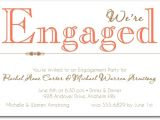 Engagement Party Invite Wording Casual Engagement Party Invitation Wording Cobypic Com